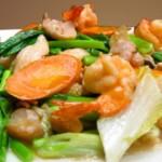 Resep Membuat Capcay Goreng Seafood Lezat