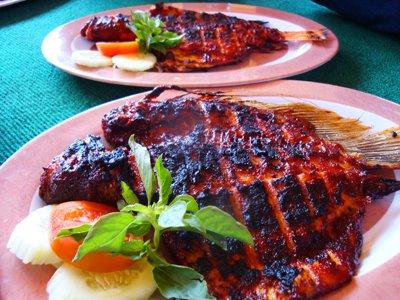 resepmembuat.com-Ikan Bakar Pedas