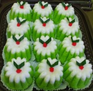 Resep Membuat Kue Putu Ayu Manis Empuk dan Lembut