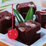 Resep Membuat Brownies Coklat Kukus Empuk