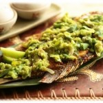 Cara Membuat Ikan Gurame Goreng Pedas Hijau