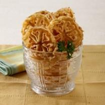 Cara Membuat Kue Kering Kebang Goyang Manis dan Renyah
