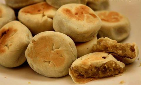 Resep Kue Pia Isi kacang ijo