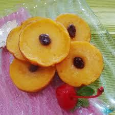 Resep Membuat Kue Lumpur Labu Kuning