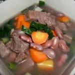Resep Sup Kacang Merah Sedap Mantap