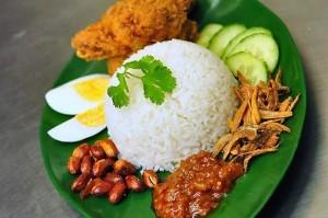 Cara Membuat Nasi Lemak Melayu Nikmat