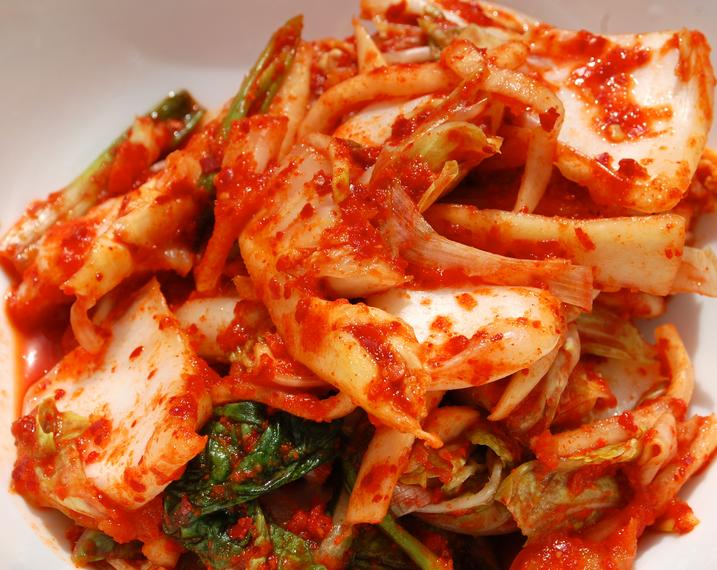 Kimchi praktis, resep Kimchi, cara membuat Kimchi
