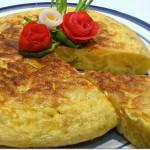Resep Cara Membuat Telur Dadar Campur Kentang Enak