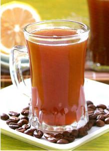 cara membuat es kopi jeruk