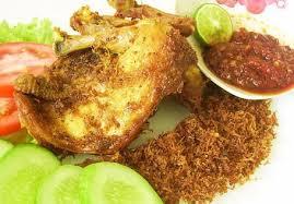 Cara Membuat Ayam Greng Serundeng Gurih