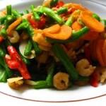 Resep Tumis Wortel Kacang Panjang Spesial Sedap
