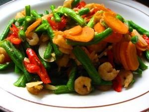 Resep Membuat Tumis Wortel Kacang Panjang Spesial