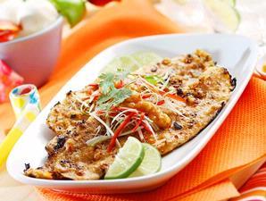 Cara Membuat Ikan Dori Panggang