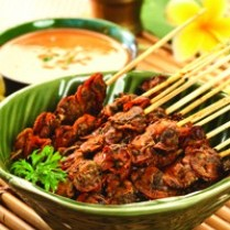 Resep Membuat Sate Kakul Khas Bali Pedas