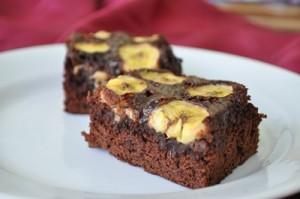 Cara Membuat Brownies Pisang