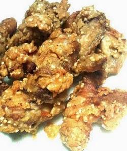 Resep Membuat Ayam Goreng Wijen Spesial