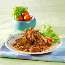 Resep Membuat Rendang Hati Ayam