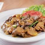 Resep Membuat Daging Masak Jamur Spesial
