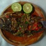 Cara Membuat Ikan Nila Bakar Bumbu Cobek Spesial