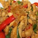 Cara Membuat Tumis Ayam Paprika Sedap