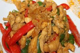 Cara Membuat Tumis Ayam Paprika