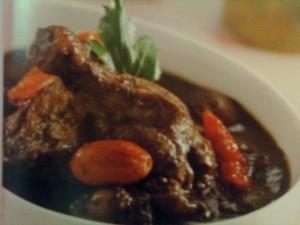 Resep Membuat Brongjos Paha Ayam