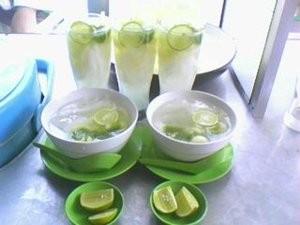 Resep Membuat Es Kuwut Segar