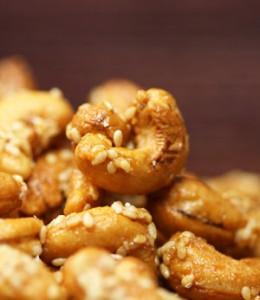 Resep Membuat Kacang Mete Madu Manis