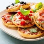 Cara Membuat Pizza Mini Enak Lezat