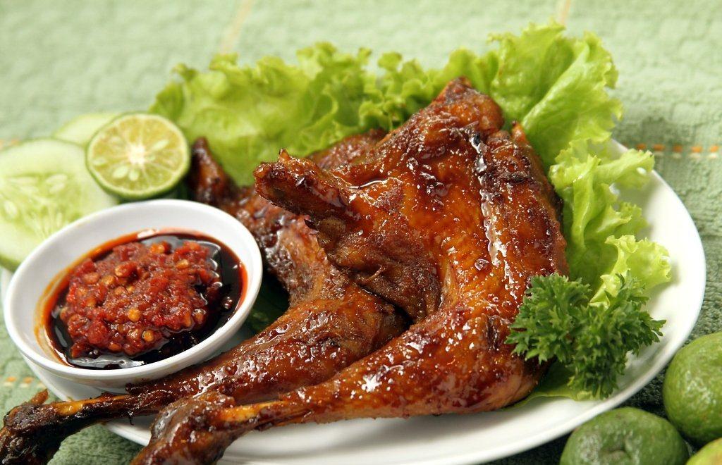 6. resep ayam bakar madu