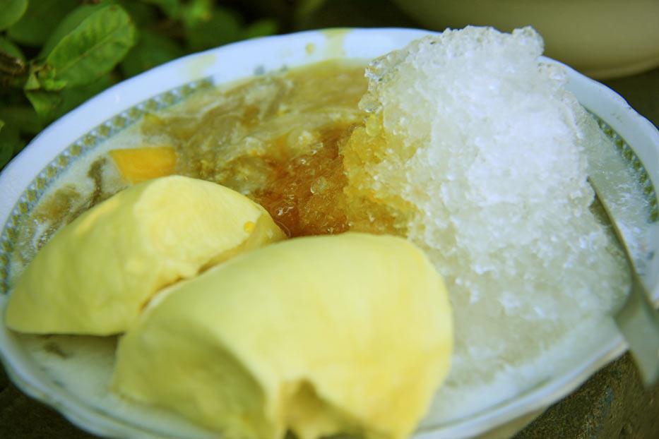 7. resep kolak durian