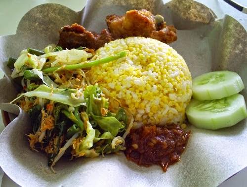 Cara Membuat Nasi Jagung Kukus Enak