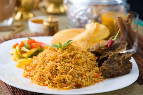 Resep Nasi Briyani Daging Sapi Komplit Enak