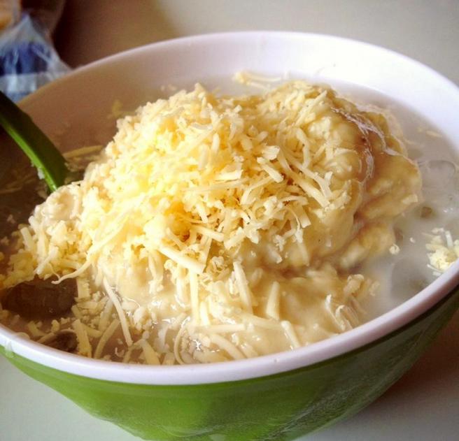 23. cara membuat sop durian