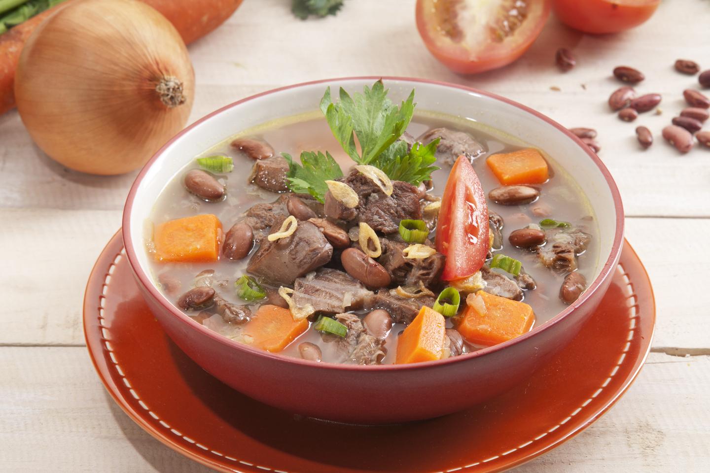 Cara Membuat Sayur Kacang Merah Sederhana
