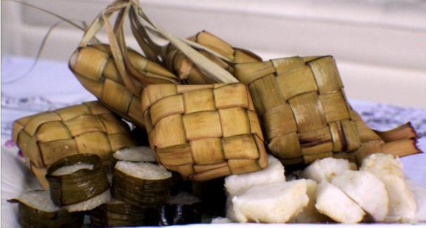44. resep ketupat nasi lebaran