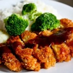 Resep Chicken Katsu Saus Teriyaki Lezat Ala Hoka Hoka Bento