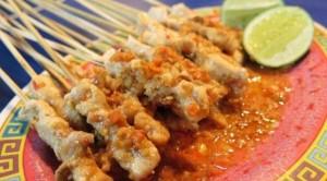 resep sate taichan ayam senayan
