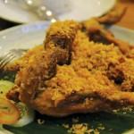 Cara Membuat Ayam Goreng Kremes