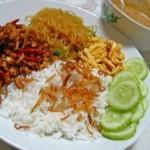 Cara Membuat Nasi Uduk Komplit Khas Betawi
