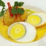 Resep dan Cara Membuat Telur Ayam Bumbu Kari Sedap