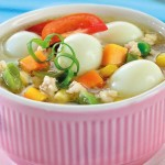 Resep Membuat Sup Telur Puyuh Sedap Gurih