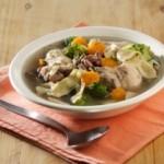 Cara Membuat Sup Ayam Kacang Merah Nikmat
