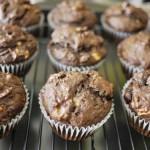 Resep dan Cara Membuat Cup Cake Coklat Pisang Lembut