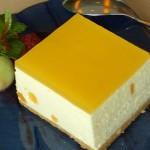 Cara Membuat Cheese Cake Mangga Lembut Spesial