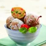 Cara Membuat Kue Rumbol Tape Buah Renyah dan Kering