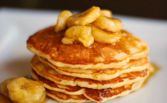 Resep Pancake Pisang Sederhana Enak
