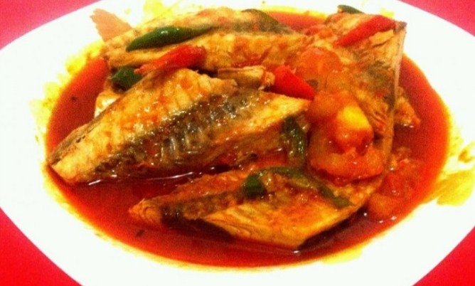 ikan sarden segar masak  sedap hybrid art Resepi Masak Ikan Pindang Pedas Enak dan Mudah