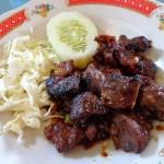 Resep Membuat Sate Daging Sapi Goreng Enak dan Nikmat